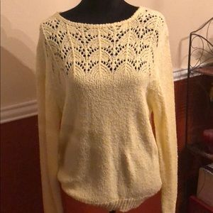 Vintage Sweater NWT